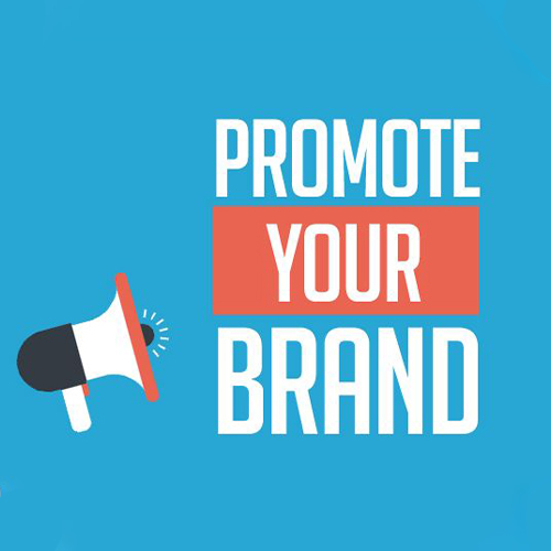 Promote the brand