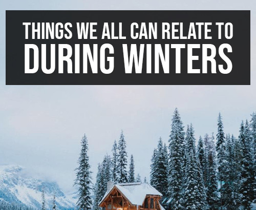 Winter Things Items