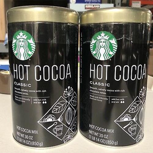 Hot cocoa-to-go kits