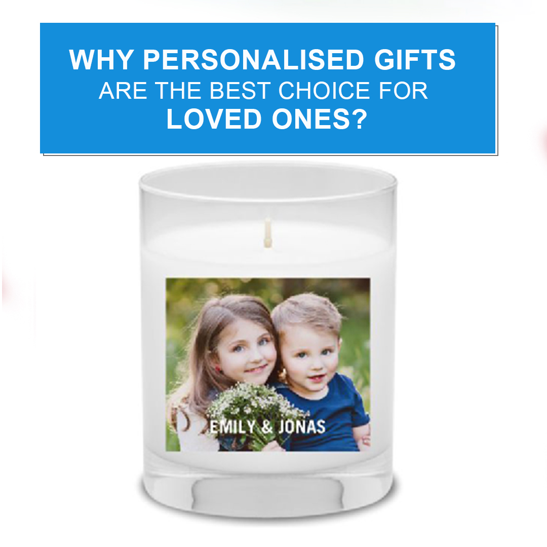 Why Personalised Gifts Are