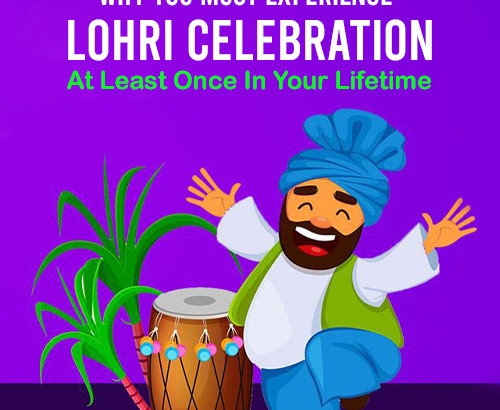 Lohri Celebration Ideas