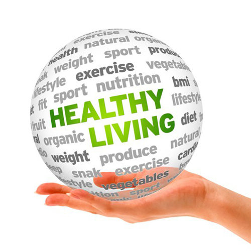 Be dedicated to the way of healthy life