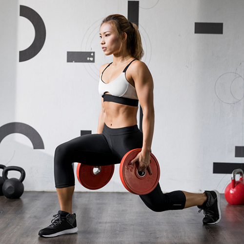 Incorporate your time in workout