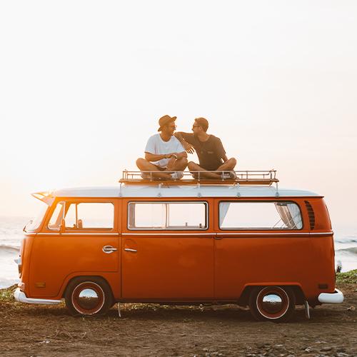 Choose an outdoor adventure