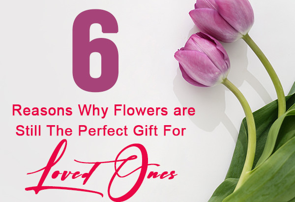 Flower's Perfect Gift For Loved Ones