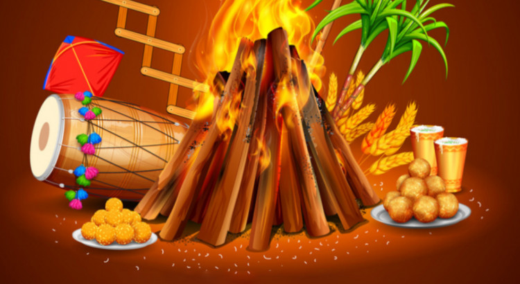 Celebrate Lohri in Tradtional Way
