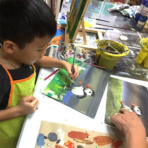Organize cultural activities for children