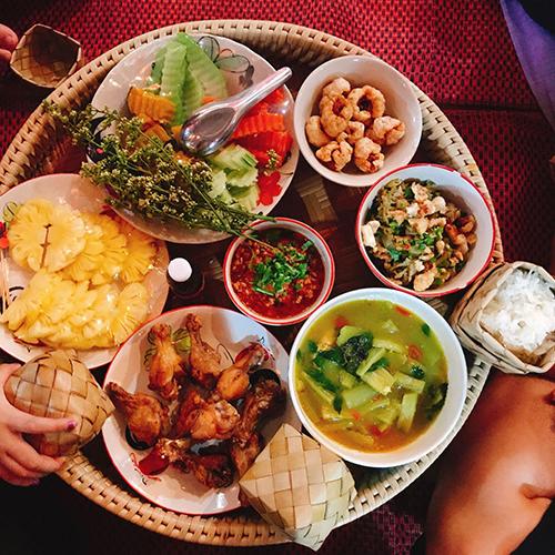 Prepare traditional food items