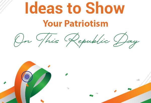 Republic Day Decoration Ideas