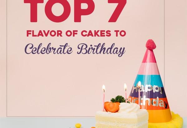 Cakes For Birthday Celebrate