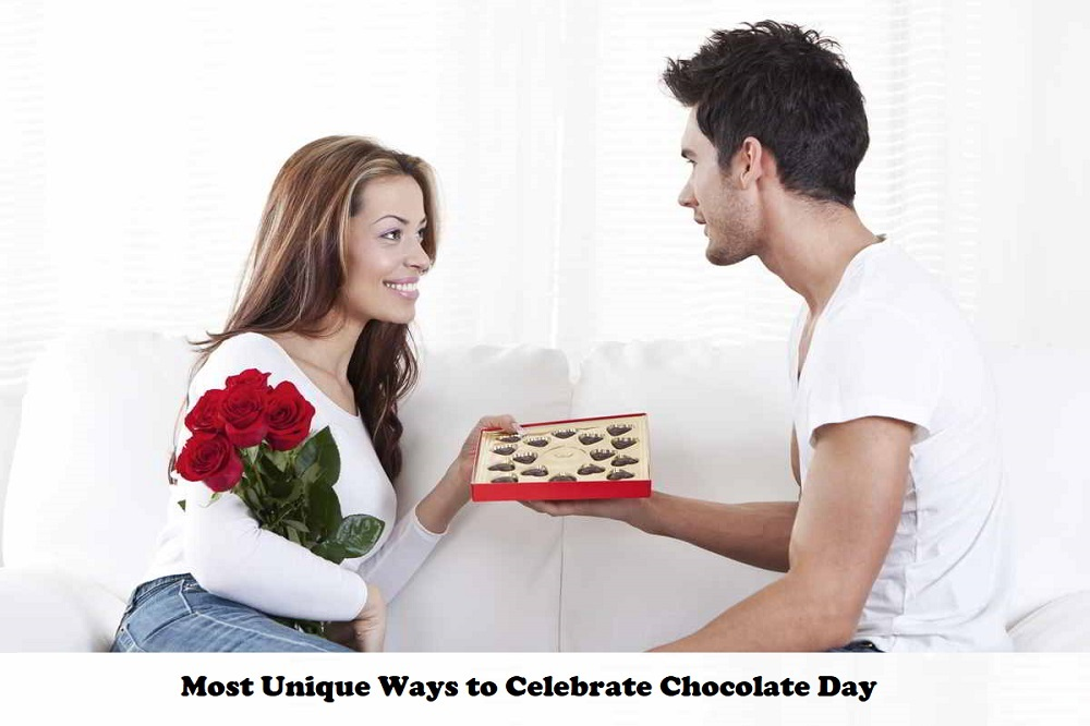 Most Unique Ways to Celebrate Chocolate Day