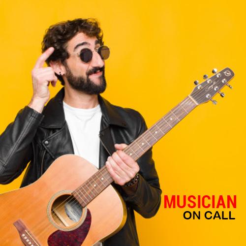 Musician on call