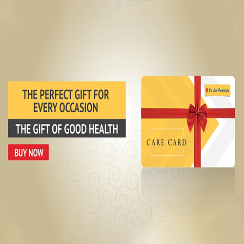 Gift a voucher for a health checkup appointment