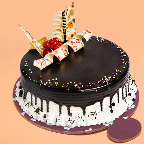 Fantastic get together with a fantastic cake
