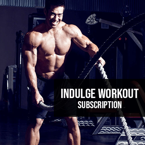 Indulge workout subscription