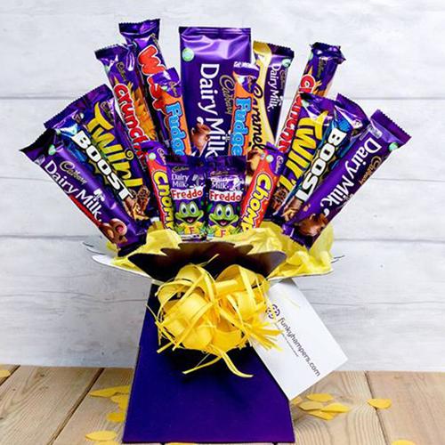 Flowers of Chocolate
