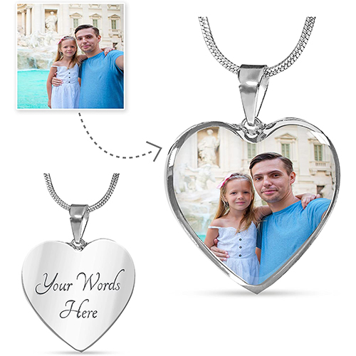 1. Personalized jewelry to express your love