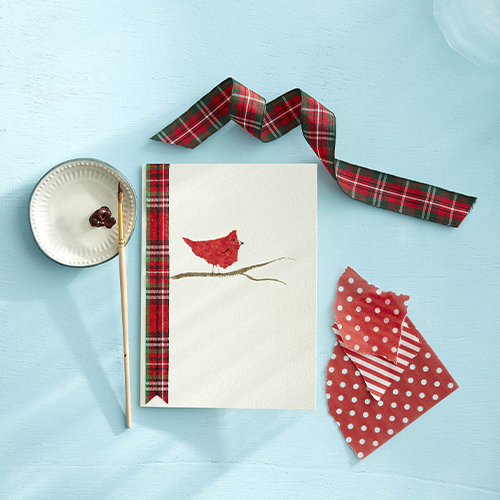 Gifts and greeting cards made by hand