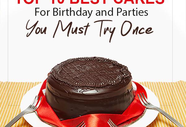 Top 10 Birthday Cake