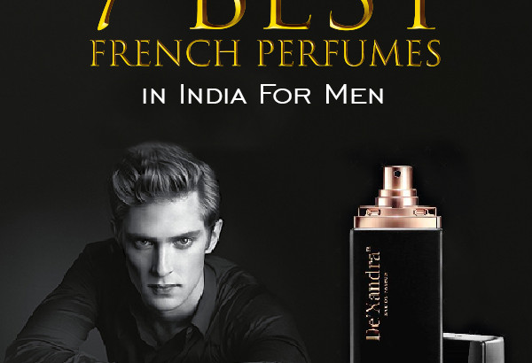 7 Best French Perfumes in India For Men