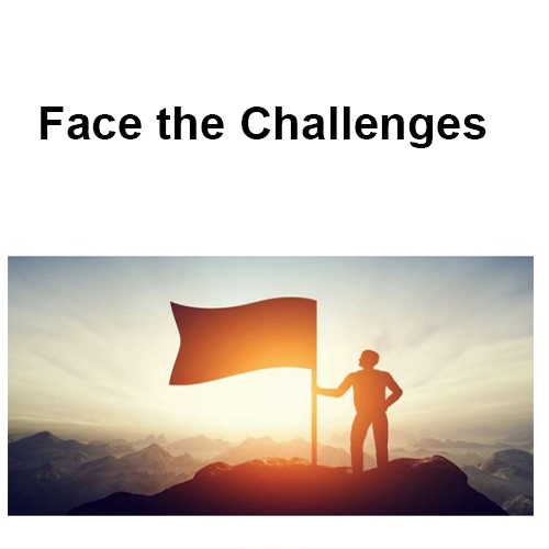 Face the Challenges