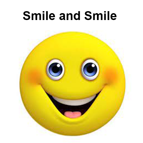 Smile and Smile