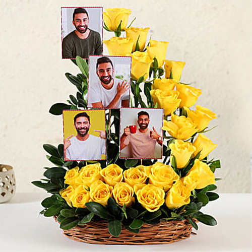 Personalized flowers