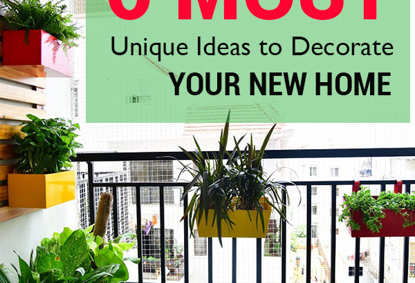 Ideas To Decorate Home