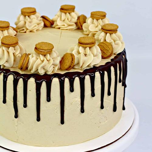 Nutter Butter Cake