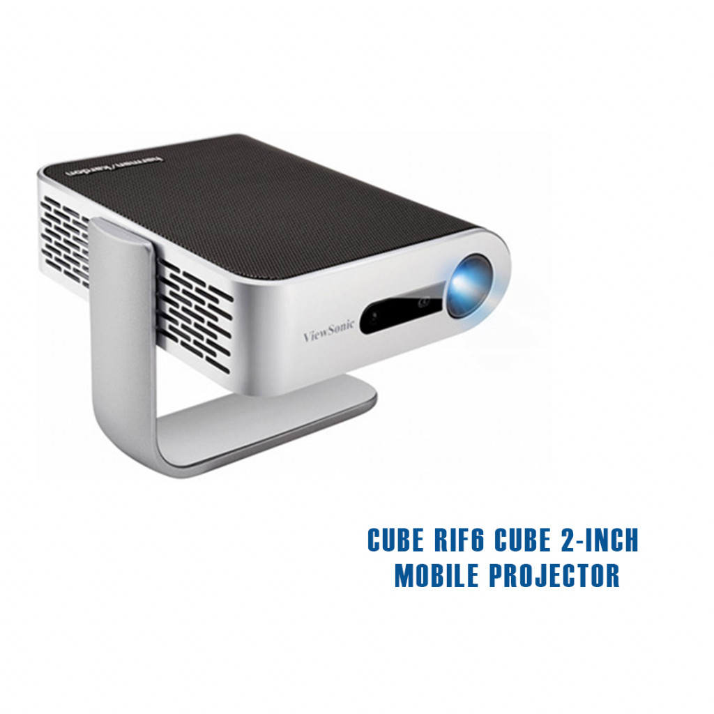 Cube Rif6 Cube 2-Inch Mobile Projector