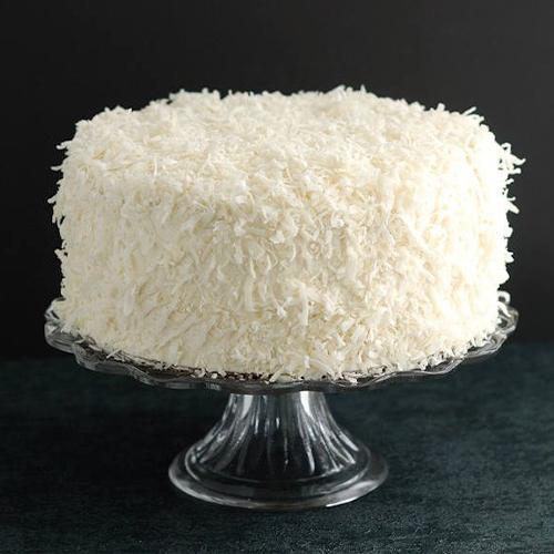 Crazy Coconut Cake