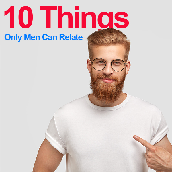 Only Men Can Relate feature image