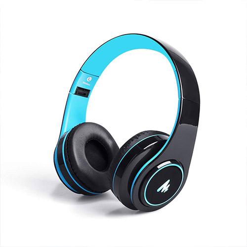 A wireless headphone