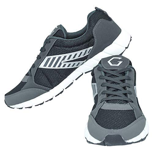 A pair of running shoes