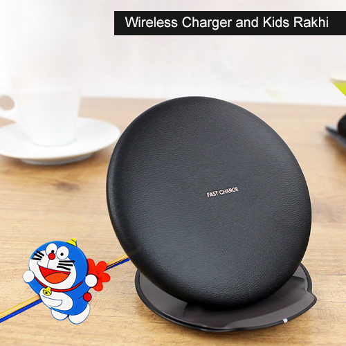 Wireless Charger and Kids Rakhi