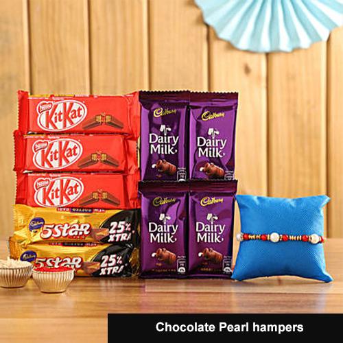 Chocolate Pearl hampers