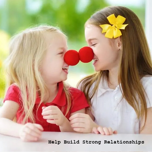 Help Build Strong Relationships