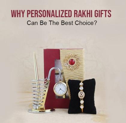 Personalized Rakhi Gifts