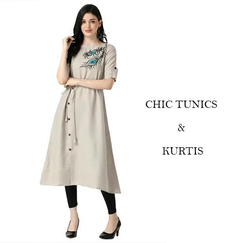 Chic Tunics & Kurtis
