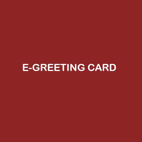 E-Greeting Card
