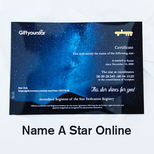 Name A Star Online
