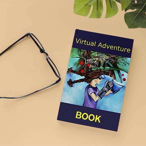Virtual Adventure Book