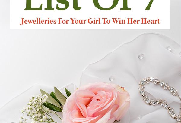 Best Jewelleries For Girls