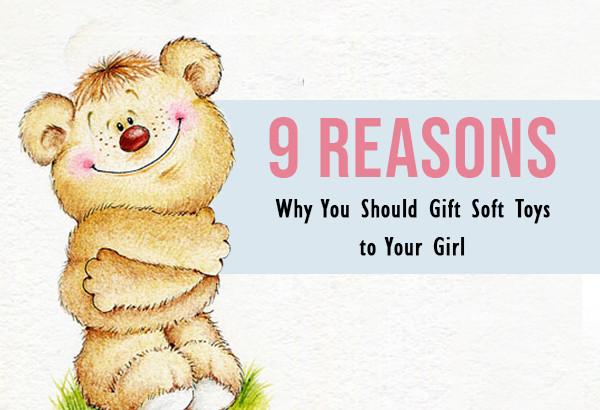 Soft Toys For Girls