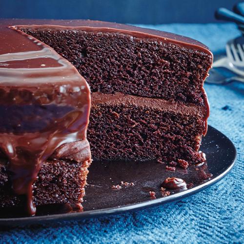 _Chocolate Fudge Cake