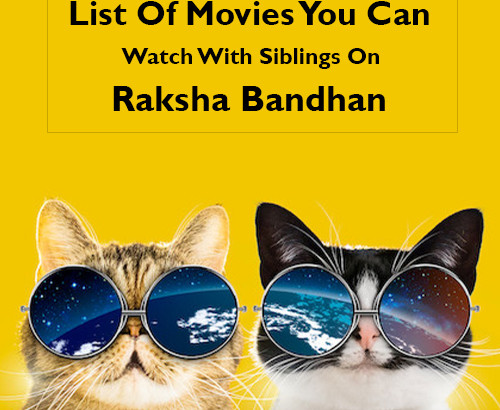 List Of Movies You Can Watch With Siblings On Raksha Bandhan