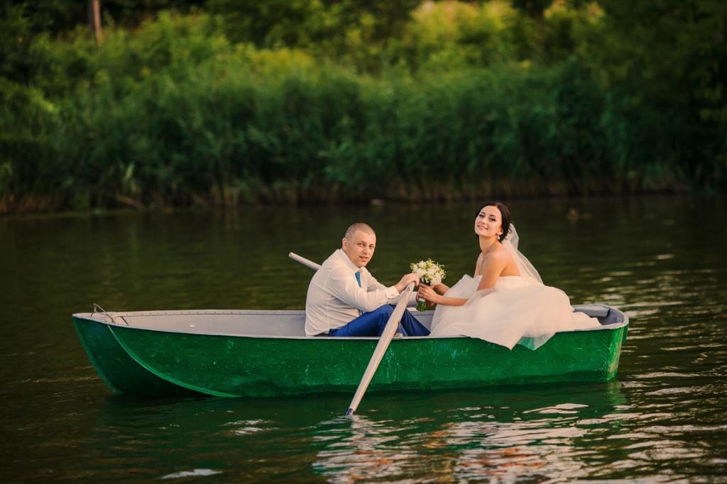 Take A Boat Ride