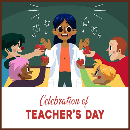 Celebration of Teacher's Day (1)