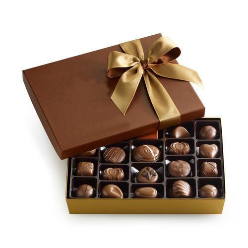 Present Some Homemade Chocolates