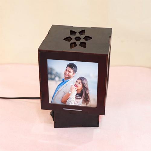Cubic Photo Lamp